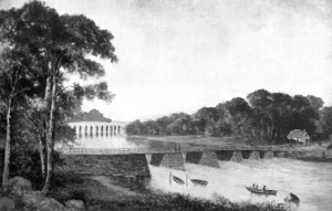 Original bridge (Source: Harlem River Bridges)