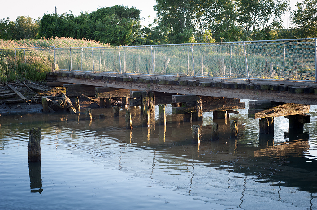 Original Mill Creek Bridge, 2010