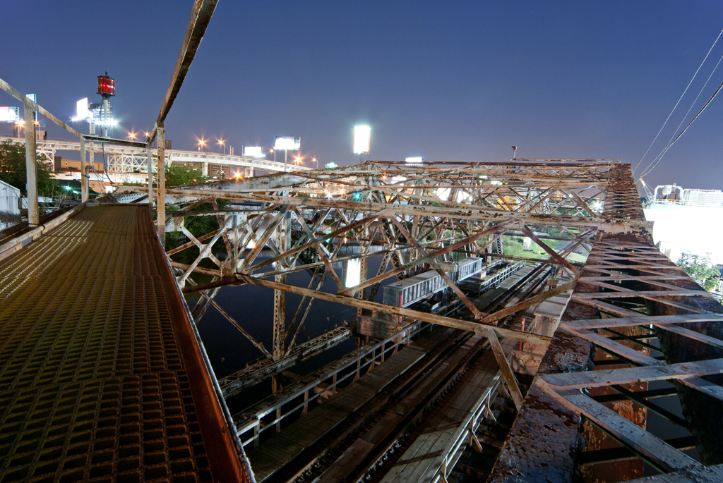 Dutch Kills Swing Bridge, 2008